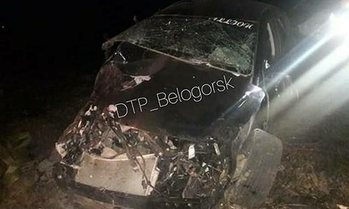 Смертельное ДТП: наподъезде кБлаговещенску погибли три человека