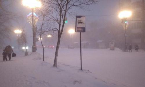 МЧС: снежная буря обрушится наХабаровский край 11декабря