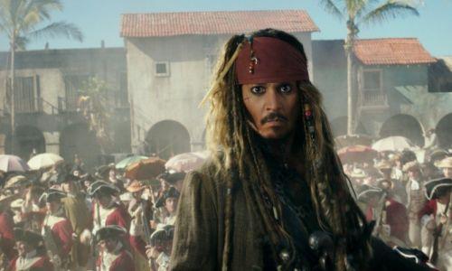 Новые «Пираты Карибского моря» выходят вбелорусский прокат