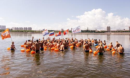 Триста граждан России икитайцев пересекли границу нареке Амур вплавь