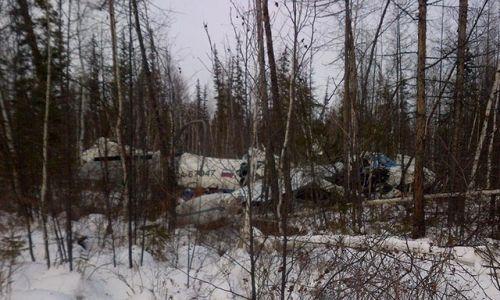 Самолет МЧС прибыл вНелькан, где произошла авиакатастрофа