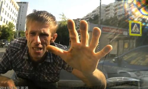 Вамериканский прокат вышел фильм иззаписей русских видеорегистраторов