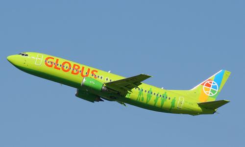 Самолет совершил вынужденную посадку вБлаговещенске из-за отказа мотора