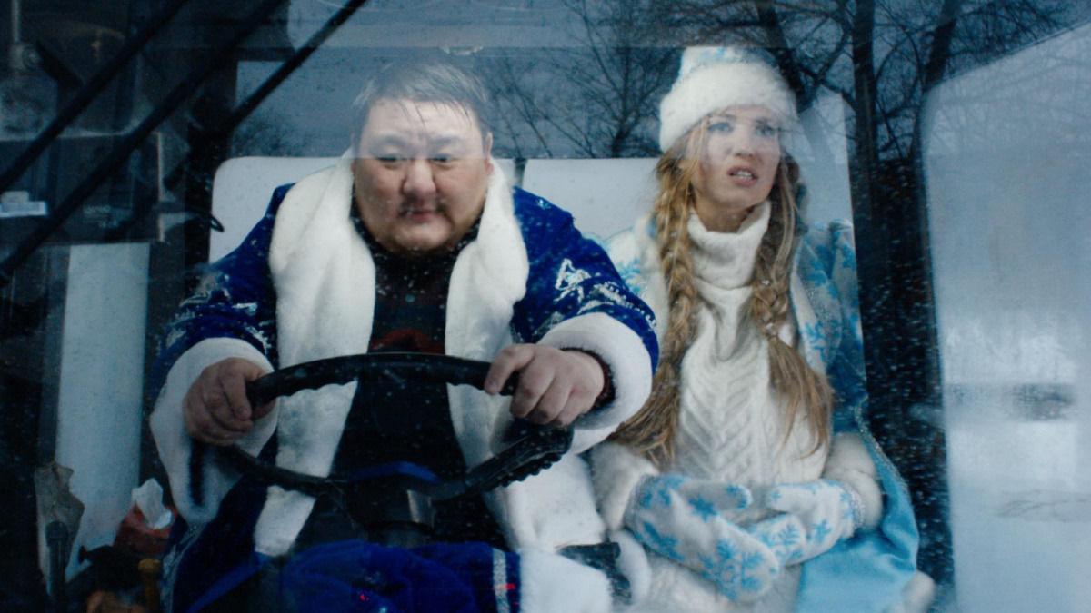 Как будет по киргизски с новым годом
