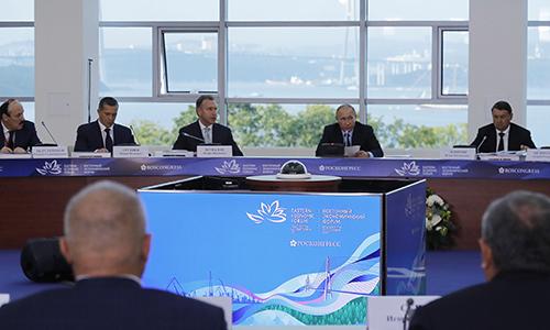 Путин: развитие Дальнего Востока увеличит конкурентоспособность Российской Федерации