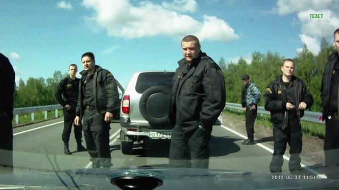 Фильм, смонтированный извидео русских регистраторов, вышел впрокат вСША