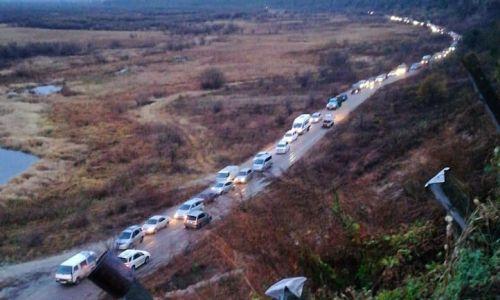 В Свободном продолжают приведение в нормативное состояние объездной дороги в залинейную часть