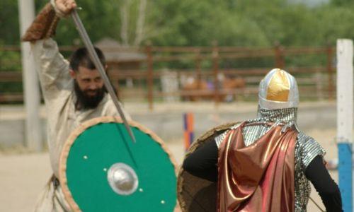 Как дрались рыцари